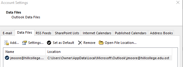 tips for outlook 2016
